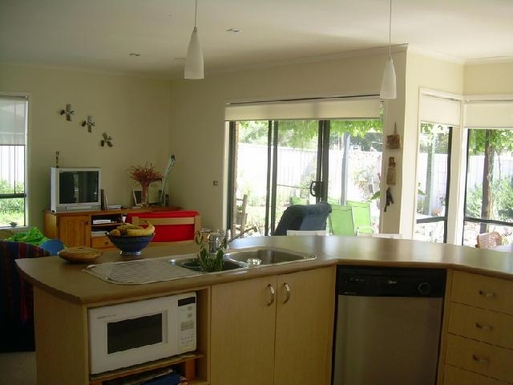 Home exchange in,Australia,STRATHFIELDSAYE,Our kitchen/family room - with great natural light