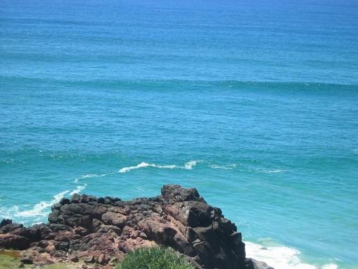 Home exchange in,Australia,TWEED HEADS,Pacific Ocean from Point Danger