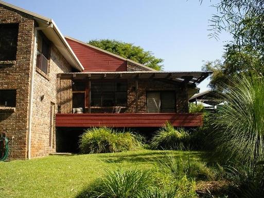 Home exchange in,Australia,WOOLGOOLGA,Back deck