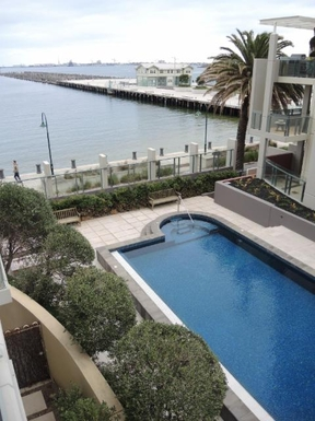 Home exchange in,Australia,PORT MELBOURNE,On site pool