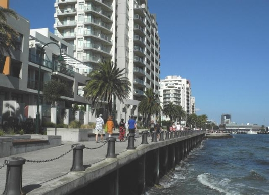 Home exchange in,Australia,PORT MELBOURNE,Waterfront