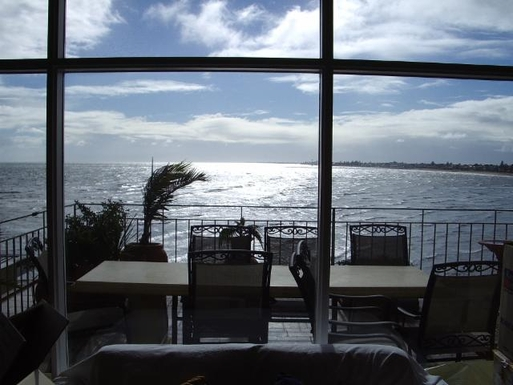 Home exchange in,Australia,KINGSTON PARK,View from the lounge