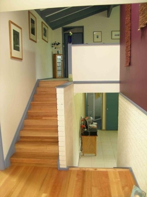 Home exchange in,Australia,SAPPHIRE BEACH,Hallway