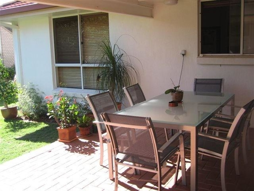 Home exchange in,Australia,BRIDGEMAN DOWNS,Other end of patio