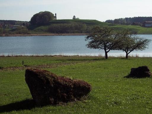 Egglburger See bei Ebersberg