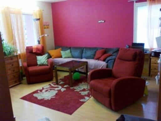 BoligBytte til,Finland,Villähde,Living room