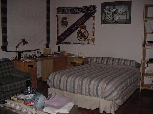 BoligBytte til,Spain,Madrid,dormitorio 2