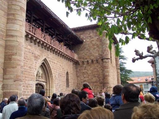 BoligBytte til,Spain,Ezcaray,Aleluyas (Easter festivity)