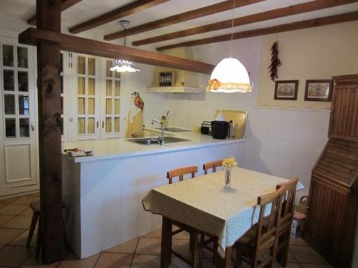 BoligBytte til,Spain,Segovia centro a 90 km de Madrid,cocina- office
