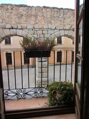 BoligBytte til,Spain,Segovia centro a 90 km de Madrid,El Acueducto visto desde el balcón