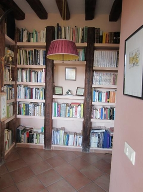 BoligBytte til,Spain,Segovia centro a 90 km de Madrid,biblioteca