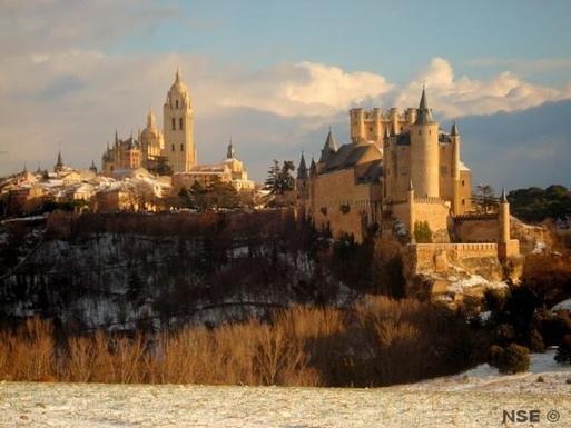 BoligBytte til,Spain,Segovia centro a 90 km de Madrid,Alcázar y catedral