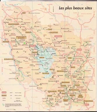 BoligBytte til,France,sougères en puisaye,la région