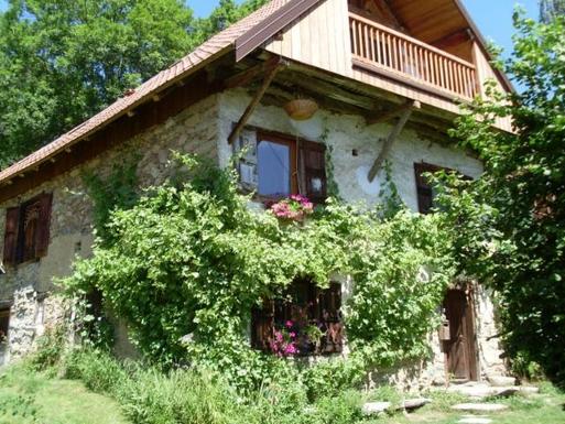 La maison en été