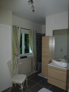 BoligBytte til,France,Cosnac,une des salles de bain de la maison avec douche it