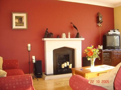 Home exchange in,Ireland,Galway City,Sitting Room