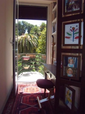 Wohnungstausch oder Haustausch in Italien,Roma, Lazio,Apartment in Trastevere in the heart of Rome,Home Exchange Listing Image