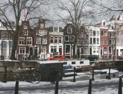 Koduvahetuse riik Holland,# Amsterdam Center, NH,Amsterdam canalhouse 3 floors,Home Exchange Listing Image
