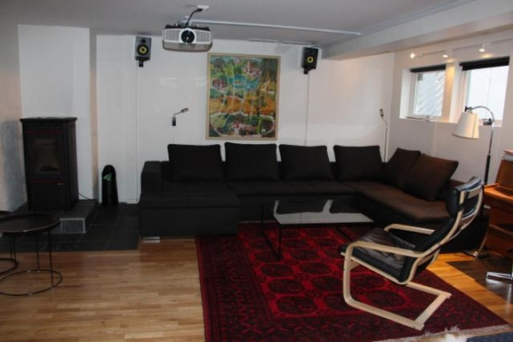 BoligBytte til,Norway,Oslo, 3, S,Second living room with home cinema