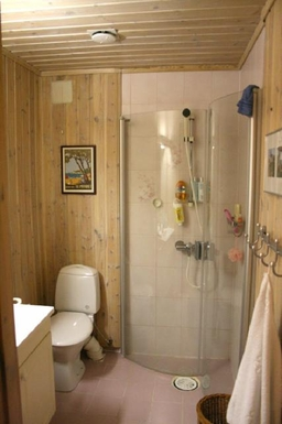 BoligBytte til,Norway,Ulvik,Bath with shower downstairs