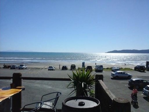 BoligBytte til,New Zealand,Wellington, 50k, N,view from our favourite bar and cafe where we ofte