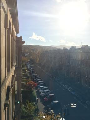 BoligBytte til,United Kingdom,Edinburgh,view to pentland hills
