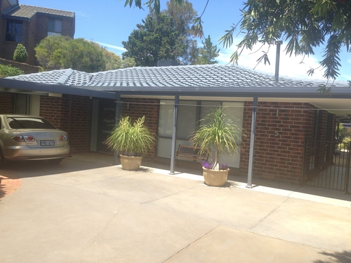 Home exchange in,Australia,MARINO,The front of our Home