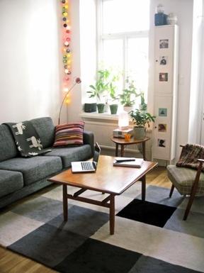 BoligBytte til,Sweden,Stockholm, Vasastan,Livingroom area