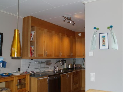 BoligBytte til,Sweden,Stockholm, 0k, SE,Kitchen with dishwasher, double oven, microwave