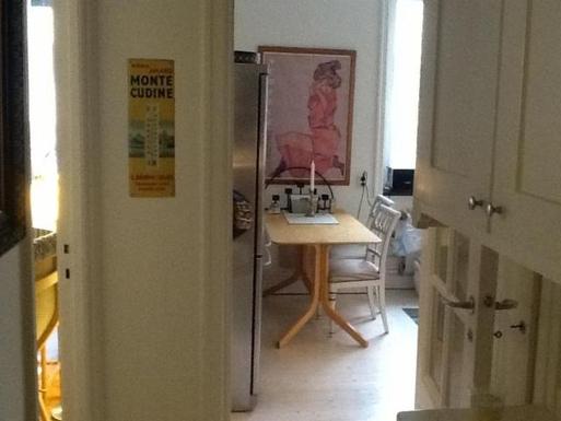 BoligBytte til,Sweden,Stockholm,kitchen with table