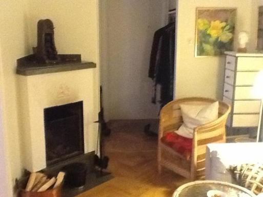 BoligBytte til,Sweden,Stockholm,hall with fireplace