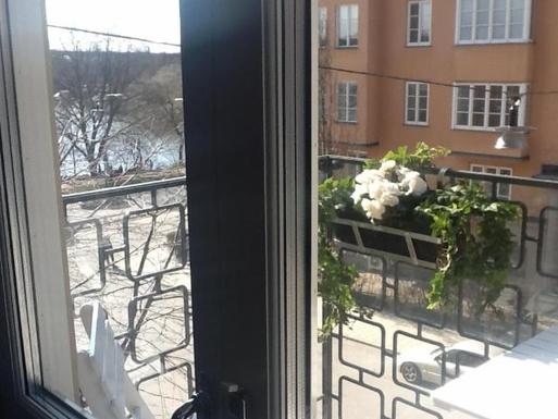 BoligBytte til,Sweden,Stockholm,balcony
