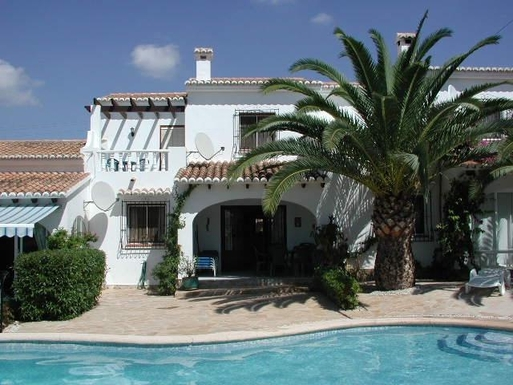 BoligBytte til Spanien,Moraira, Valencia,Spain - Moraira, 2k, E - House (2 floors+),Boligbytte billeder