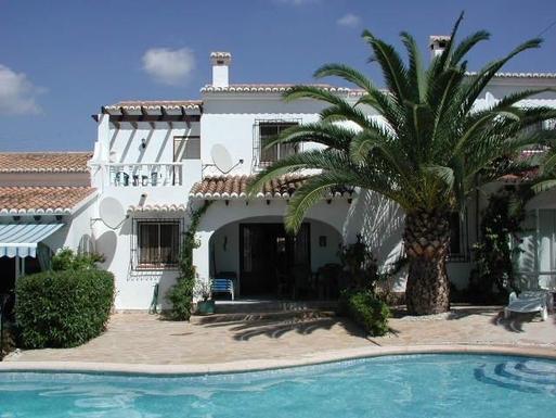 Bostadsbyte i Spanien,Moraira, Valencia,Spain - Moraira, 2k, E - House (2 floors+),Home Exchange Listing Image