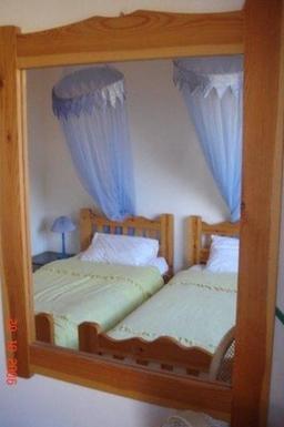 BoligBytte til,Greece,Nea Styra,The twin bedroom