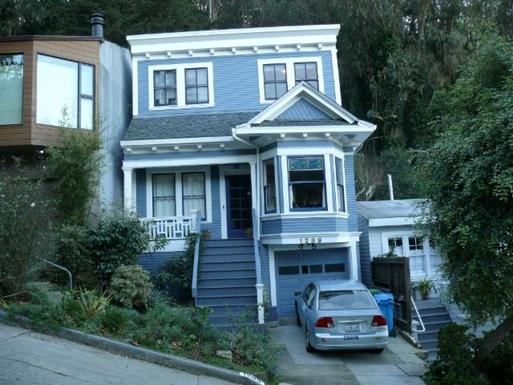 Échange de maison en États-Unis,San Francisco, CA,Center of San Francisco, CA,Echange de maison, photos du bien