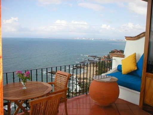 Wohnungstausch in Mexiko,Puerto Vallarta, Jalisco,Mexico - Puerto Vallarta - Apartment,Home Exchange Listing Image