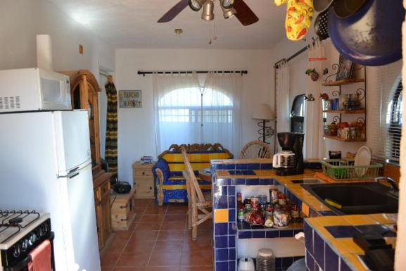 BoligBytte til,Mexico,La Paz,kitchen and living