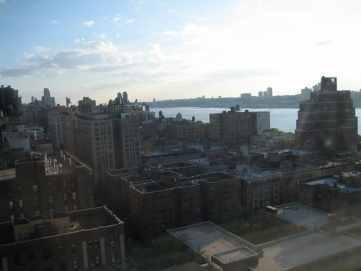 Home exchange in,United States,New York,Hudson River view from apartment