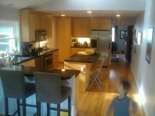 Échange de maison en États-Unis,Seattle, WA,USA - Seattle - House (1 floor),Echange de maison, photos du bien