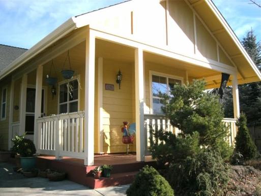 Échange de maison en États-Unis,Ashland, Oregon,Charming, light- and art-filled, walkable,Echange de maison, photos du bien