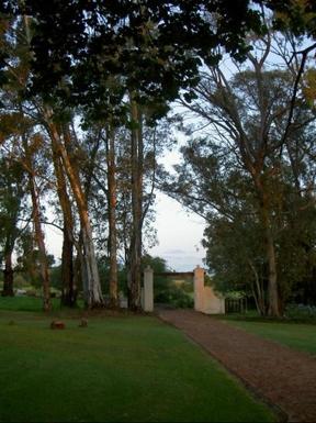 BoligBytte til,South Africa,Lyttleton,Farmyard entrance