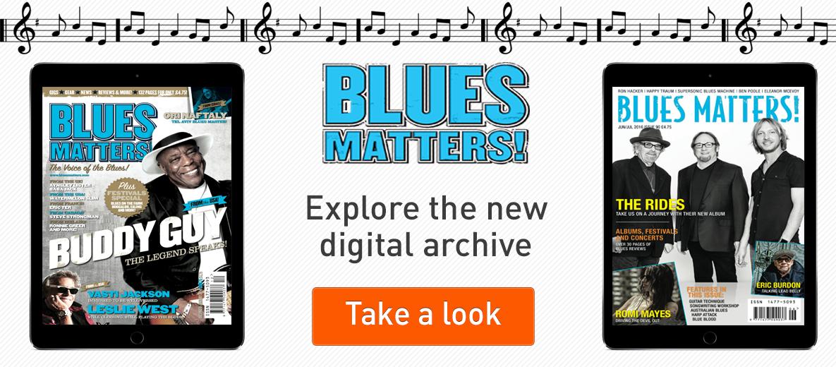 Bluesmatters