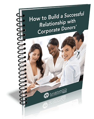 How to Build a Successful Relationship with Corporate Donors