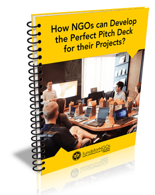 How NGOs can Develop the Perfect Pitch Deck for their Projects