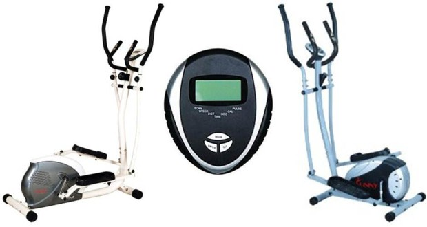 Sunny Magnetic Elliptical Trainer Review Compare Sunny