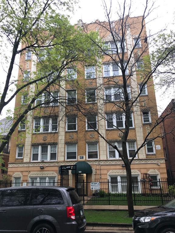 1521 W Sherwin Avenue #402, Chicago, IL 60626