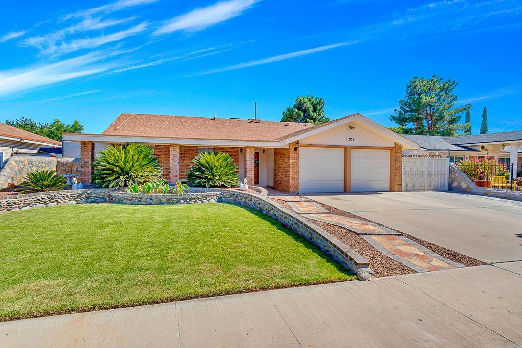 11056 Paducah Avenue, El Paso, TX 79936