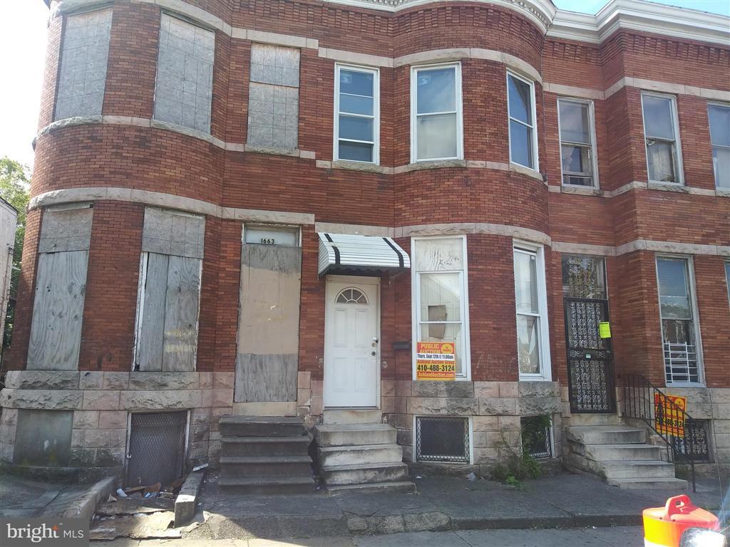 1665 W North Avenue, Baltimore, MD 21217