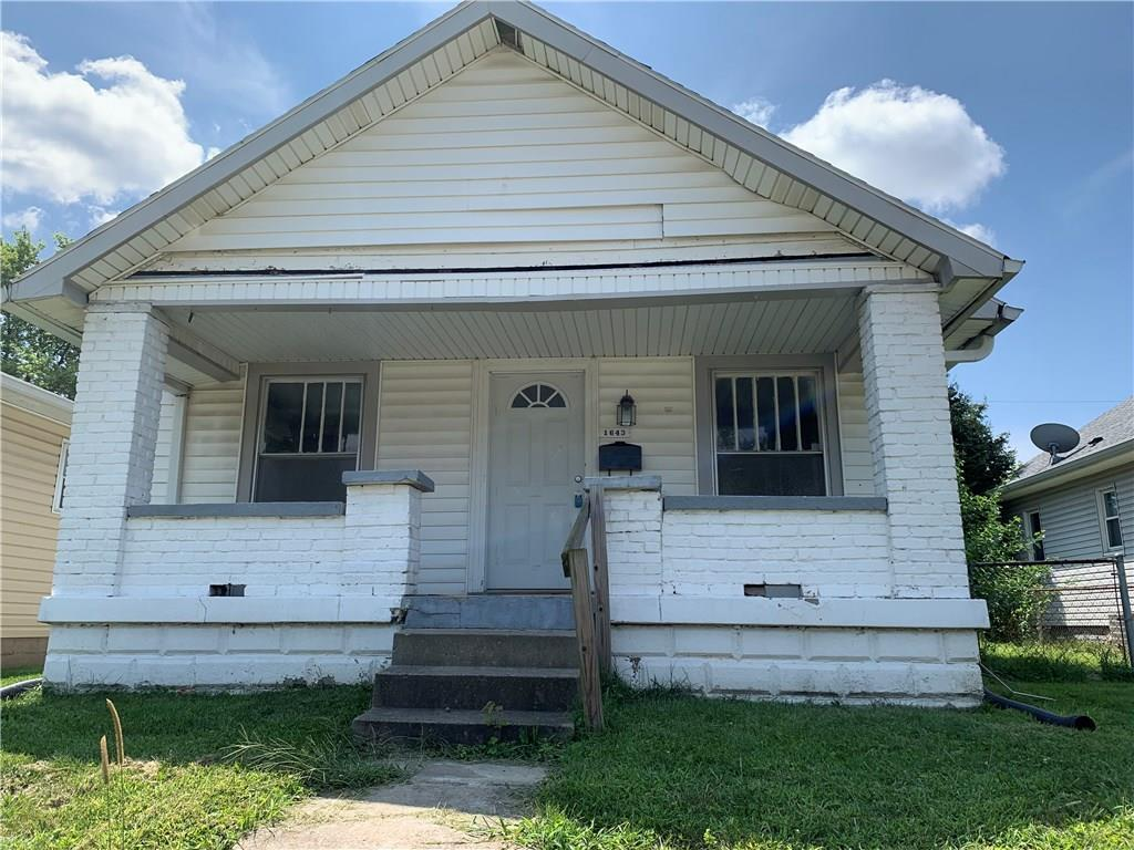 1643 E Kelly Street, Indianapolis, IN 46203